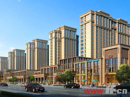 城西商业看这里 辉腾新天地公园街铺热销中-连云港房产网