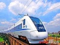 港城高铁时代大迈进 滨河新城正崛起