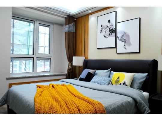 样板房——卧室