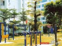 今年连云港市将新建改建50条健身路径
