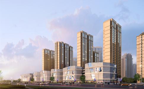 三期建面约119-164㎡阔景户型即将上市,全城预约中!