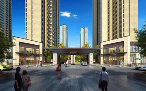 吾悦·华府建筑面积约102-143m²新亚洲风范华宅热销中!