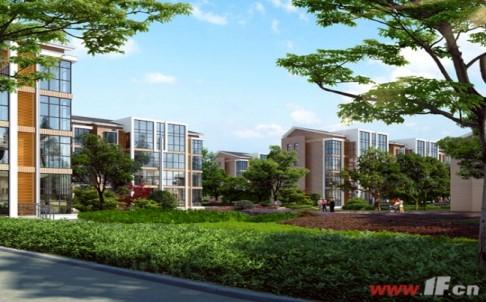 香树湾花园建筑面积约220-256㎡叠墅即将加推。