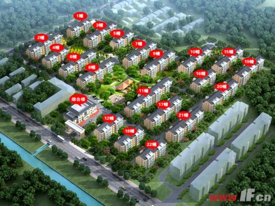 改善机会来了 香树湾花园叠墅即将首开-连云港房产网