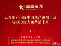 云泰闪耀中国地产领袖年会 与大咖共话未来