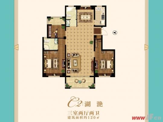 购房低门槛 美麟·湖畔电梯多层首期一万起-连云港房产网
