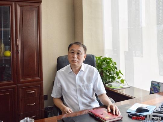 连云港金鹰刘策:大盘造城 坚守品牌与品质-连云港房产网