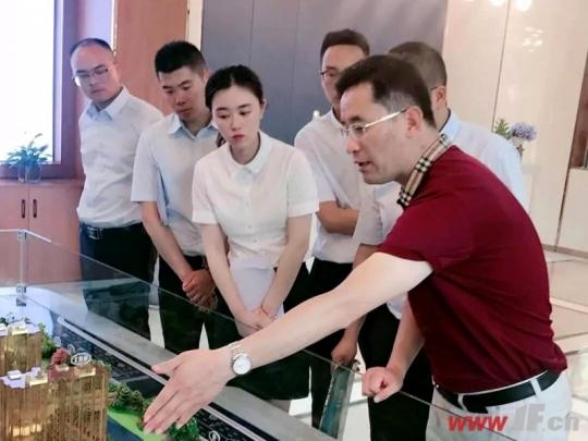 云台山第专访 王晓利:用心营造幸福生活-连云港房产网