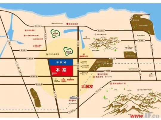 华东国际新城幸福早点,致敬港城奋斗者-连云港房产网