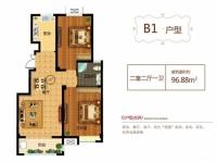 连云港 云泰·青青家园B1户型