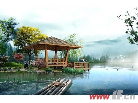 好看的景观千篇一律,山湖之间唯有锦绣福园-连云港房产网