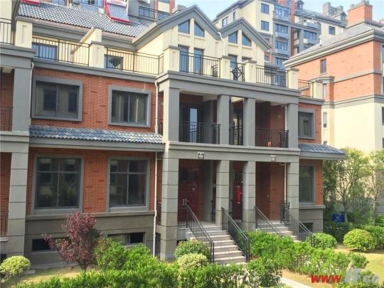 均价8000元/㎡ 在赣榆买个家门口就是公园的房子-连云港房产网