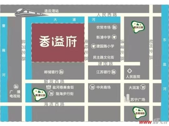 香溢府|实力房企,重新定义港城人居新标准!-连云港房产网