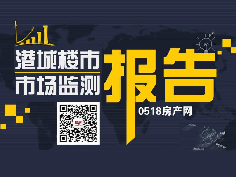 据连网研究统计数据显示,上周连云港市新房商品房成交1445套,成交面积170474平方米,环比下滑超三成。