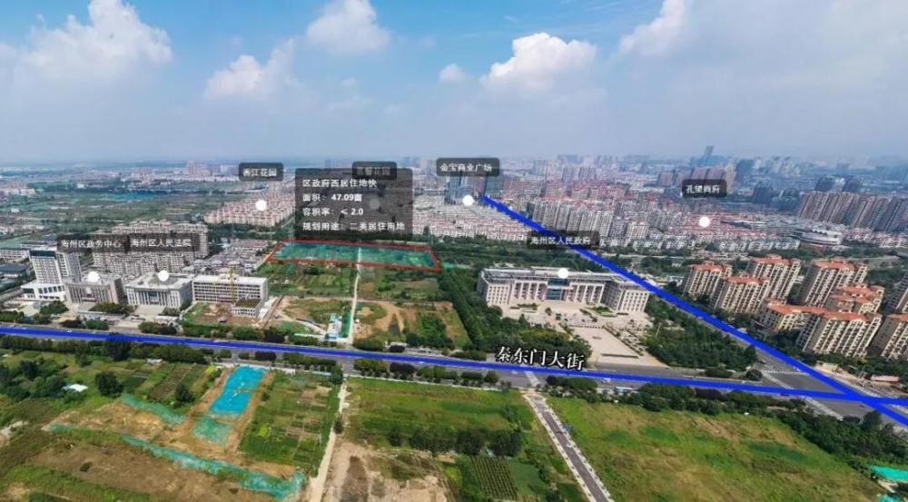 海州区政府西、车辆厂等地块将挂牌出让 -连云港房产网