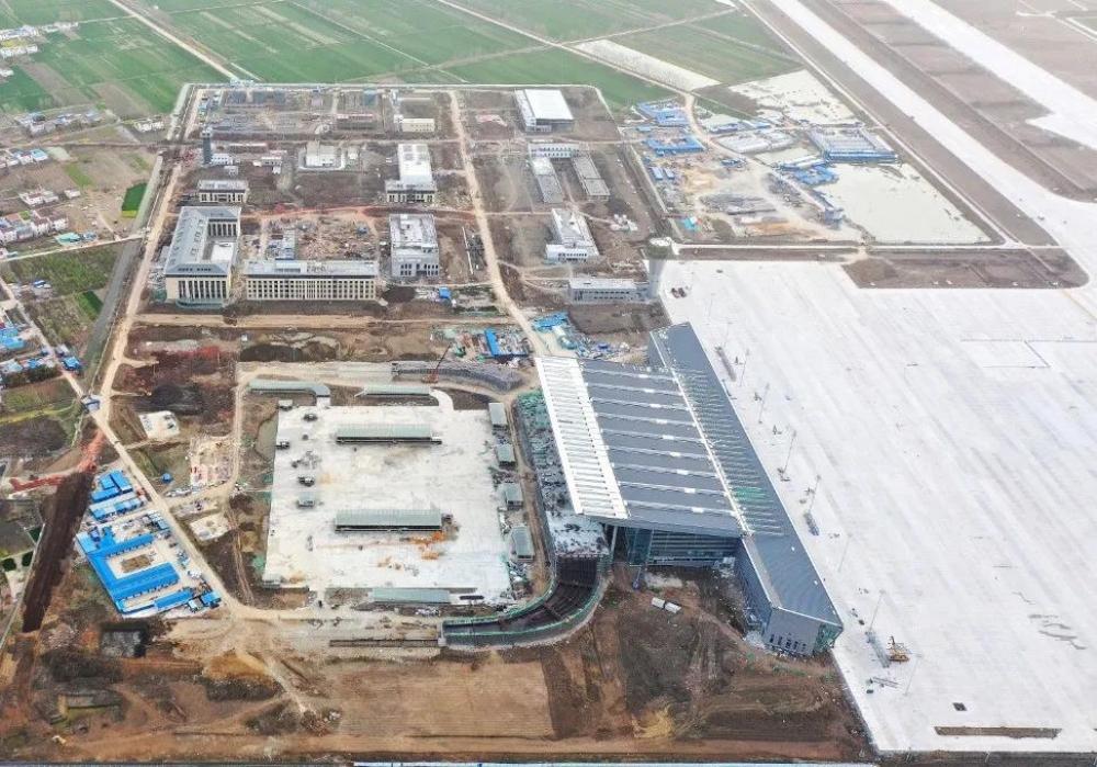 连云港花果山机场正式启动送电,即将试飞!-连云港房产网