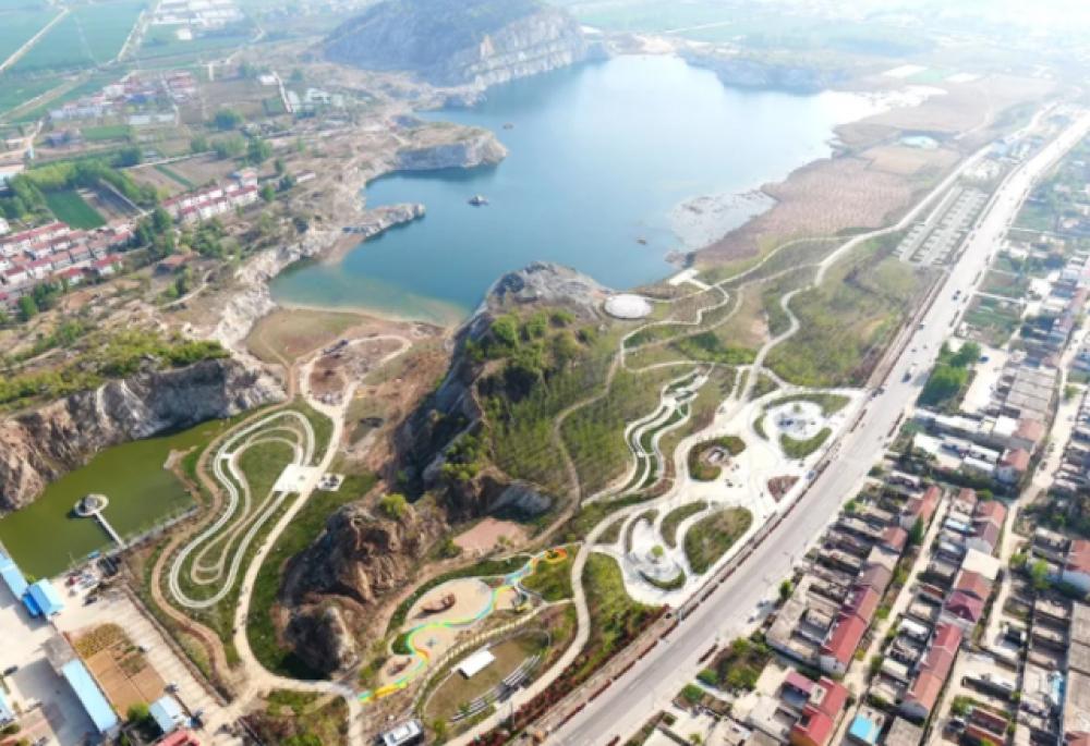 江苏省美丽宜居城市建设第二批试点名单正式出炉,海州区刘志洲山生态修复及山境运动公园建设工程等16个被确定为专项类试点项目