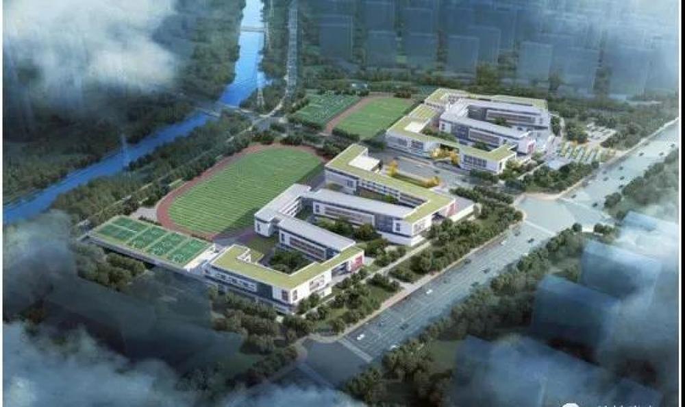 日前, 赣榆区徐福片区的选青小学、初级中学,规划设计方案,通过资委会评审, 不久将进入建设实施阶段。