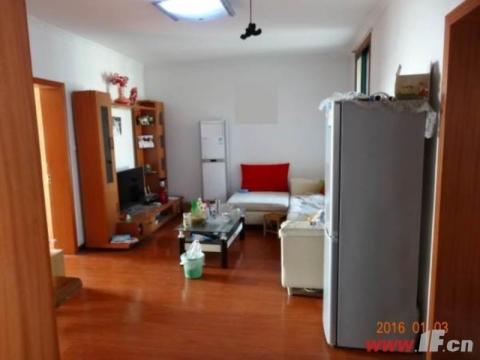 明珠万福新城旁 幸福花园中装2房送阁楼80平米 送10平车