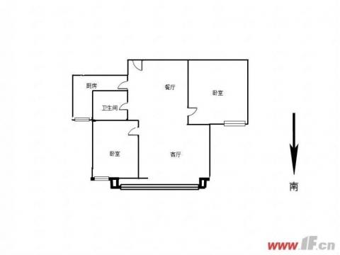 房子是精装修的,单价8千6 家具家电都送 拎包即住