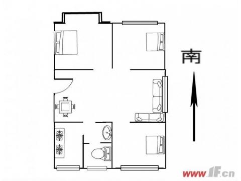 中房新天地三房二厅,精装修一楼楼下是车库。有车库
