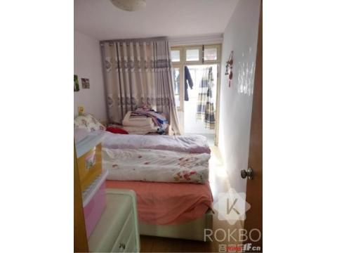 急售 龙河小区两室 多层三楼 送20平方大车库 两室朝阳