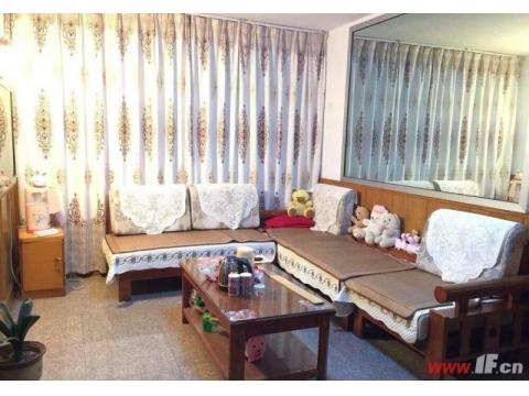 常乐新村5楼 卧室朝阳 80平 3室1厅+2个小车库 核心卖点
