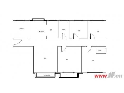 苍梧双学区天顺国际花园4室豪装送家具家电 位置好,