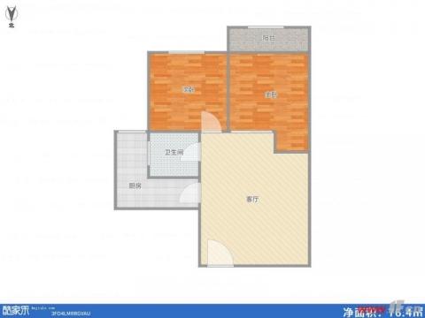 解放路新海中学学区房建院未来城精装修送家具家电 2