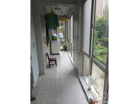 房东急售明珠皇冠花园小高层一楼精装两室两厅送10几