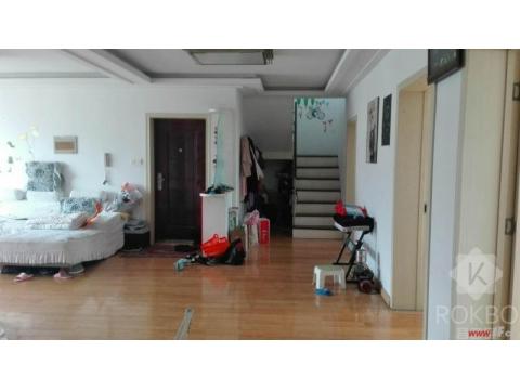 二附小海州实验中学旁香江花园精装126平三室两厅多层